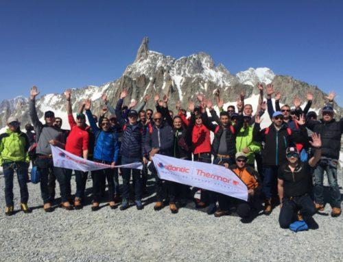 Séminaire CMIstes – ATLANTIC – Chamonix Mont Blanc – 30 personnes 4ème édition