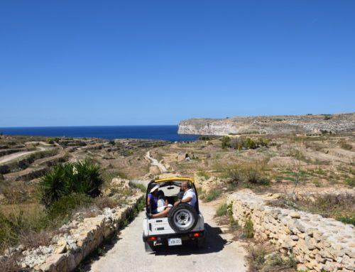 Voyage de cohésion d'équipe – OPUS – Malte – 12 personnes – 2ème édition